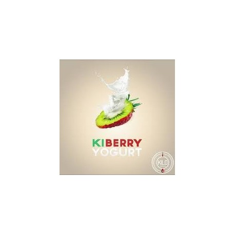 Kiberry yogurt de KILO eliquids