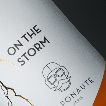 E-liquide On The Storm - Vaponaute