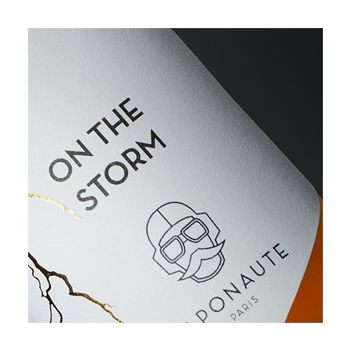 E-liquide On the Storm par Vaponaute