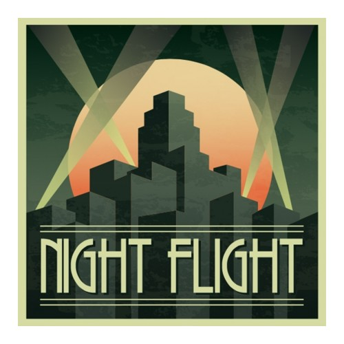 E-liquide night flight par Vaponaute