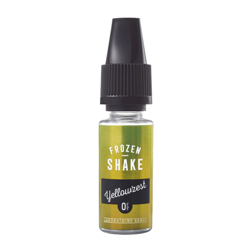 E-liquide Yellowzest - Frozen shake