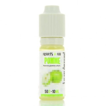E-liquide Pomme - Fruuits by Fuu