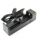 Chargeur nomade 1 slot X1 2A - Listman