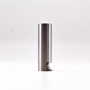 Wicket Tube et Bouton Stainless Brushed - Limelight Mechanics