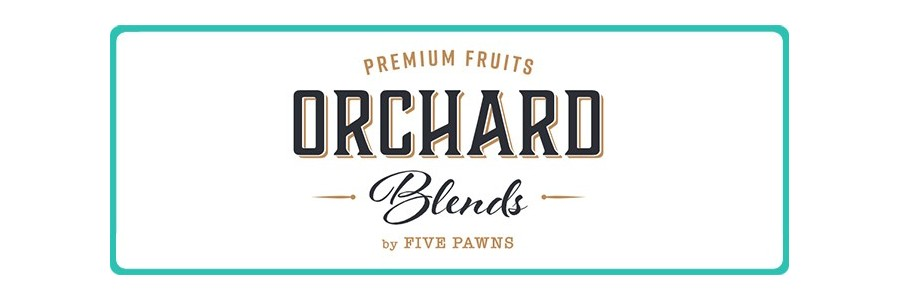 E-liquides Orchard Blends by Five Pawns